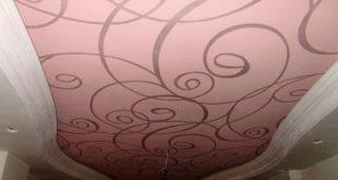 Преимущества натяжных тканевых потолков