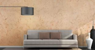 Флоковые покрытия для стен